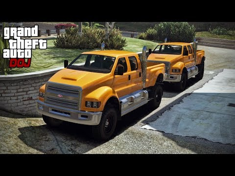 GTA 5 Roleplay - DOJ 197 - Klein Bros At...