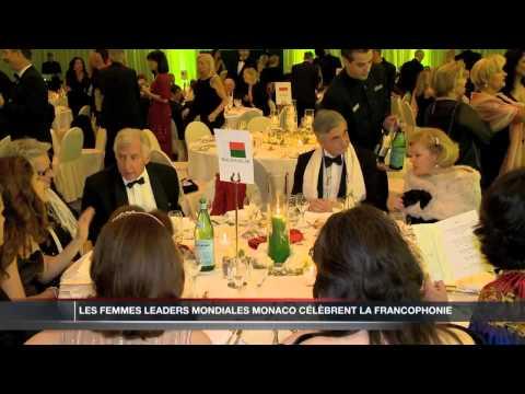 Les Femmes Leaders Mondiales de Monaco célèbrent la francophonie