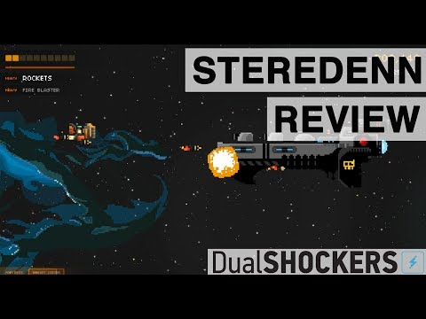Steredenn: Binary Stars Review -- On the Go Shoot'em Up