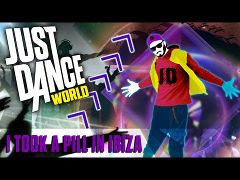 Just Dance 2017 | Mike Posner - I Took A Pill In Ibiza (Seeb Remix) | FANMADE | MashUp |