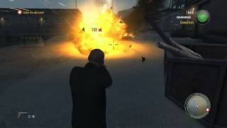 Mafia 2 - DLC Jimmy's Vendetta - Intro & 1st missions [PC Gameplay]