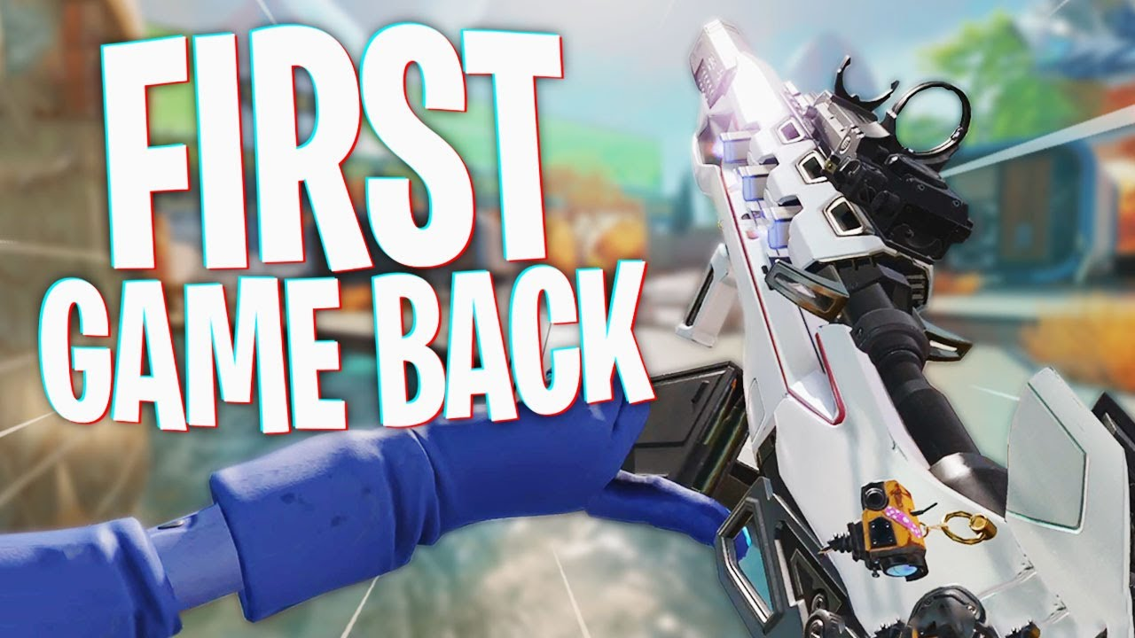 I Haven't Played This Legend Since Their Big Nerf! - Apex Legends Season 9