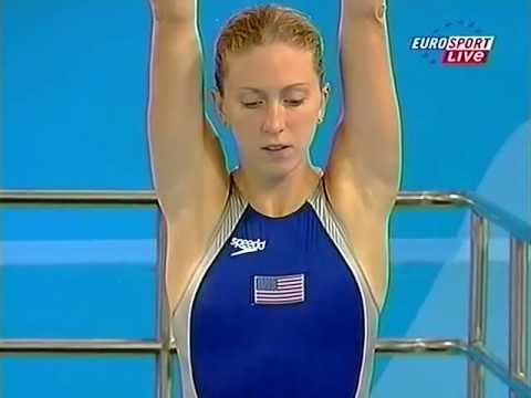 Athens2004 Laura Wilkinson #1 - YouTube