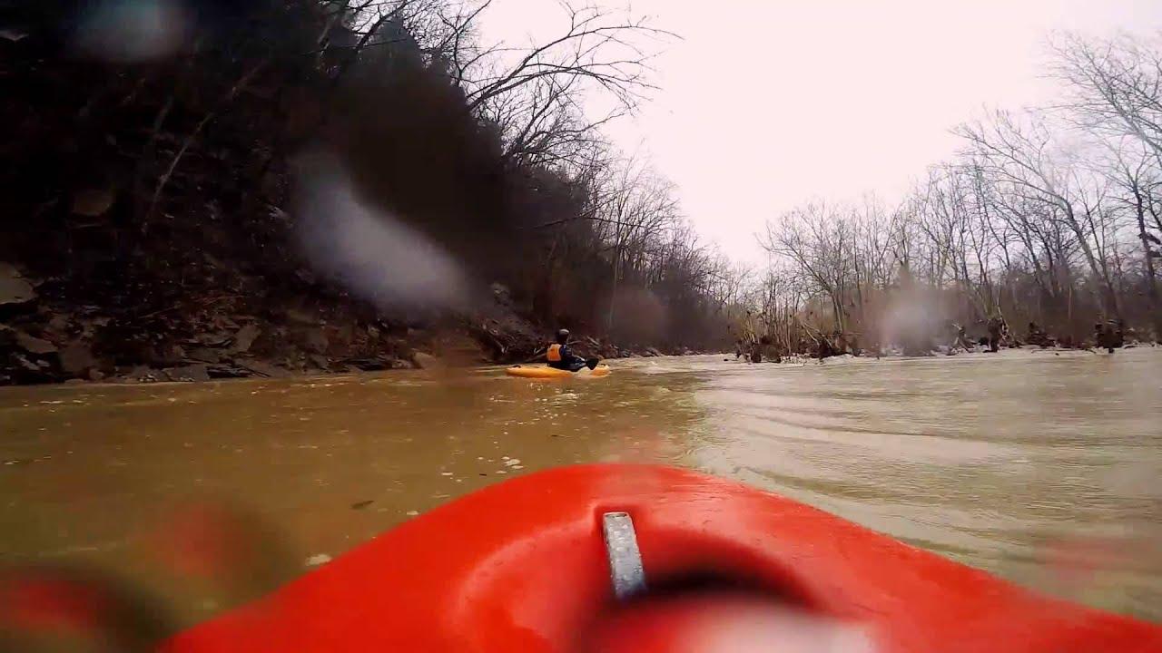 white water rafting near louisville ky