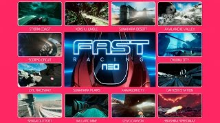 Vídeo FAST Racing Neo eShop