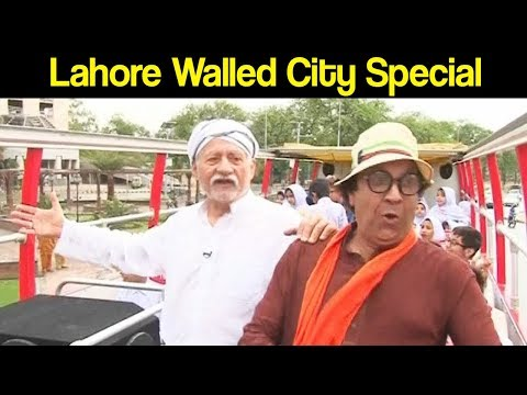 Darling with Khalid Abbas Dar - Lahore Walled City Special - 18 March 2018 - Express News