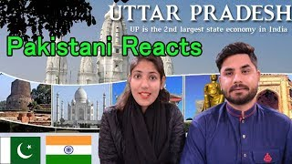 Pakistani Reacts To | Uttar Pradesh Facts And Informations In Hindi 2017