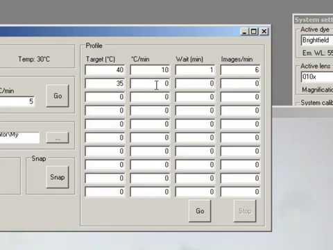 Image Pro: Thermo Pro Capture Module