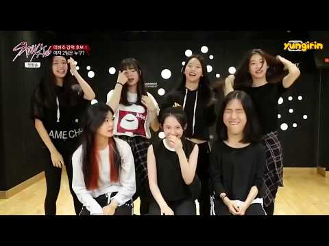 [ENG SUB] ITZY (JYP GIRLS) ON 'STRAY KIDS' - Ryujin, Yuna, Yeji, Chaeryeong