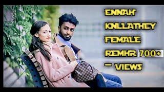 Ennai kollathey new remix female version / Tamil / My lyrics own version / mind mask