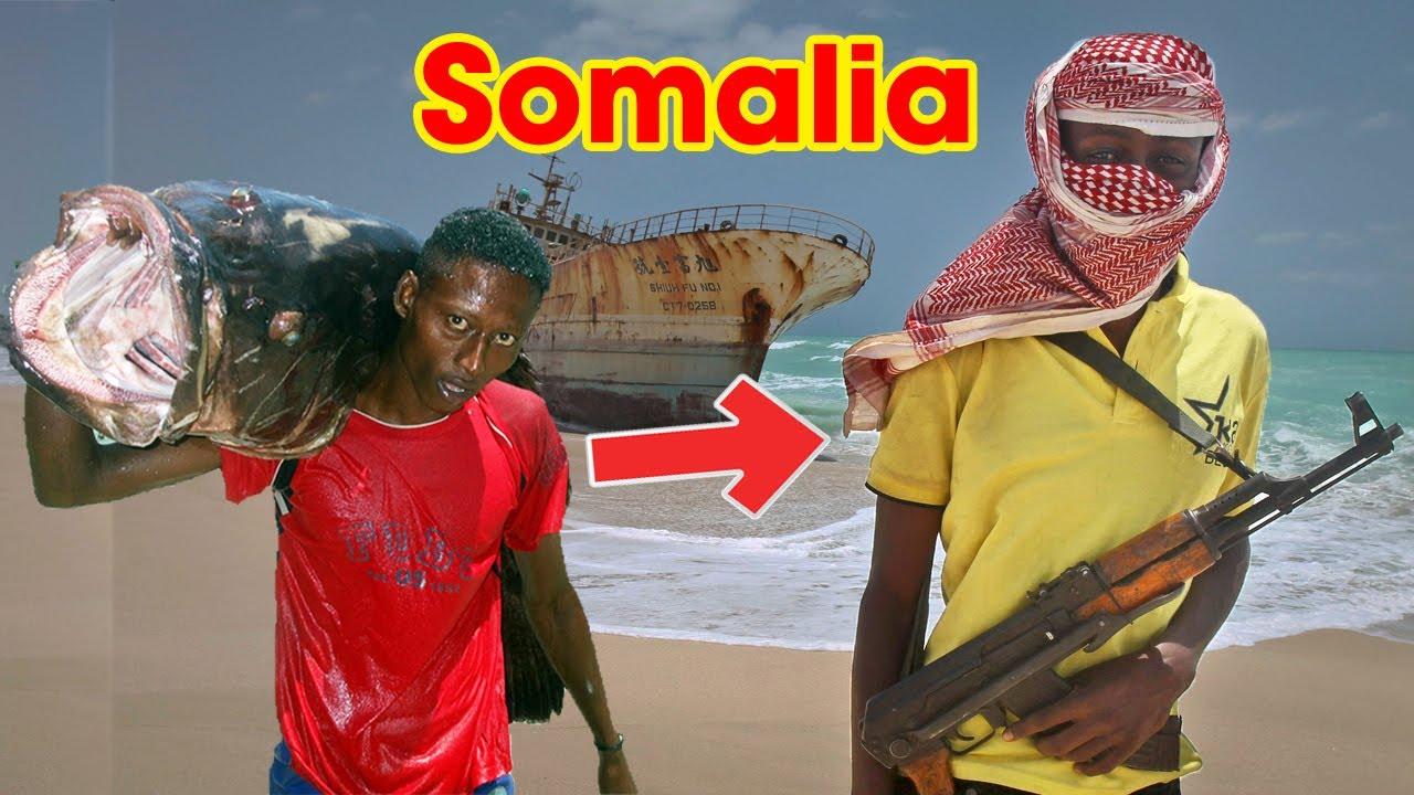Ít người biết tại sao Ngư Dân lại trở thành cướp biển Somalia