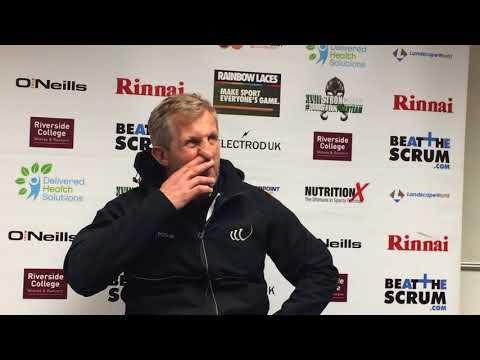 Denis Betts Press Conference - Post Leeds Rhinos