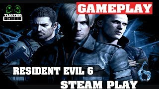 Steam Play (Proton) - Resident Evil 6