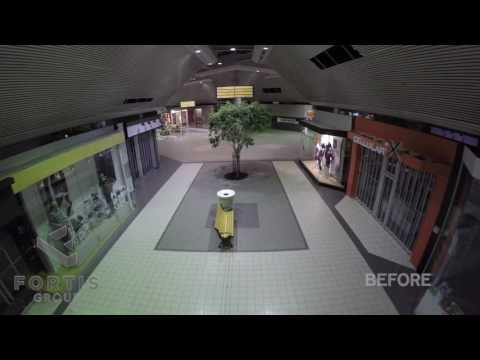 White Oaks Mall - Before & After