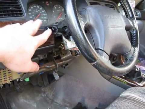 Subaru Turn Signal Repair - YouTube