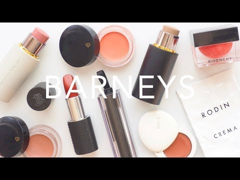 Barneys Haul | Luxury Makeup Finds