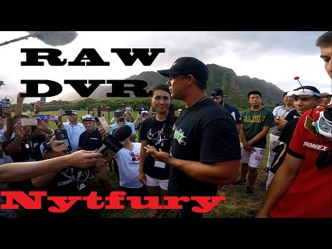 Drone Worlds Champion Hawaii- Nytfury FPV - Final heat DVR