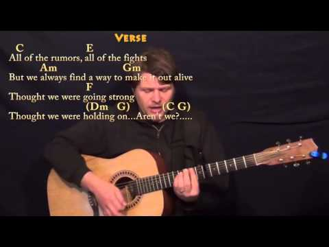 History (One Direction) Strum Guitar Cover Lesson with Chords/Lyrics – Capo 6th