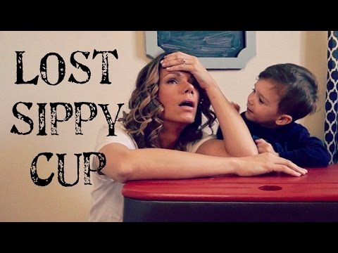 Lost Sippy Cup