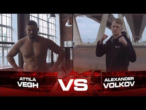 Attila Vegh vs Alexander Volkov, M-1 Challenge 68, June 16, Saint Petersburg
