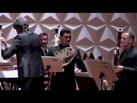 Mozart, Sinfonia Concertante em MibM K297b (1778)