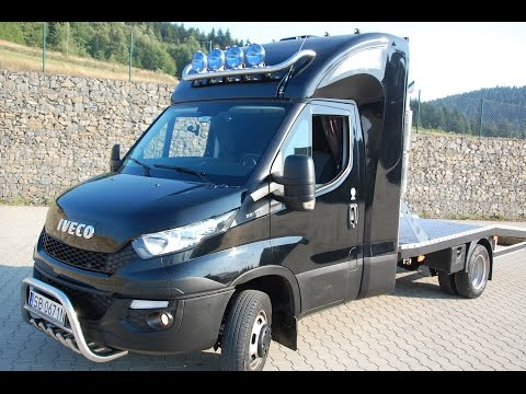 IVECO DAILY 35-170 Limited Heavy Truck WEJKAMA super auto laweta
