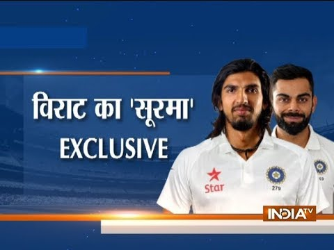 Exclusive | County gave much needed experience for Test series against England: Ishant Sharma