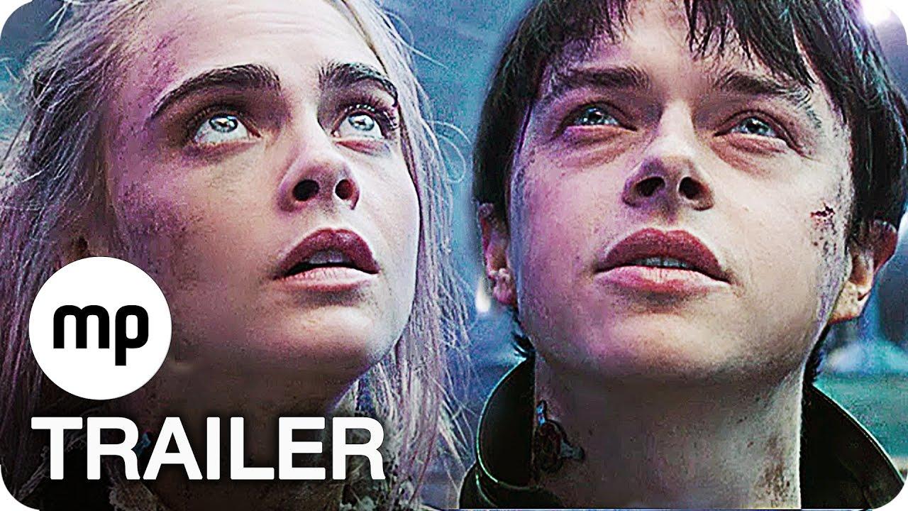 Valerian Trailer Deutsch