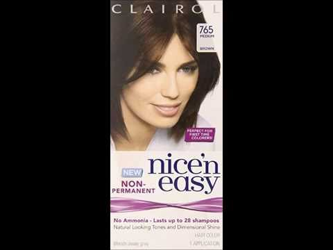 Clairol Nice N Easy Non Permanent Hair Color 90 Dark Ash Blonde 1 Kit