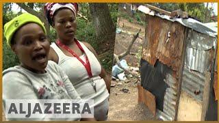 🇿🇦 South Africa: Shack-dwellers fear illegal evictions | Al Jazeera English