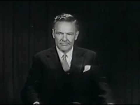 VP Candidate Henry Cabot Lodge 1960 Election Ad