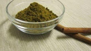 Tandoori Masala Recipe(spice Mix For Tandoori)