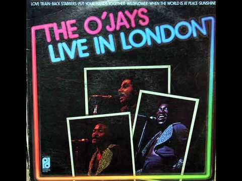 When the World is at Peace (live) - The O'Jays