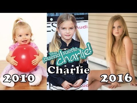 Good luck Charlie Then...