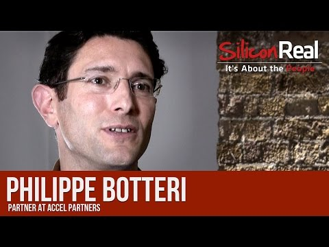 Philippe Botteri - Accel Partners | Silicon Real