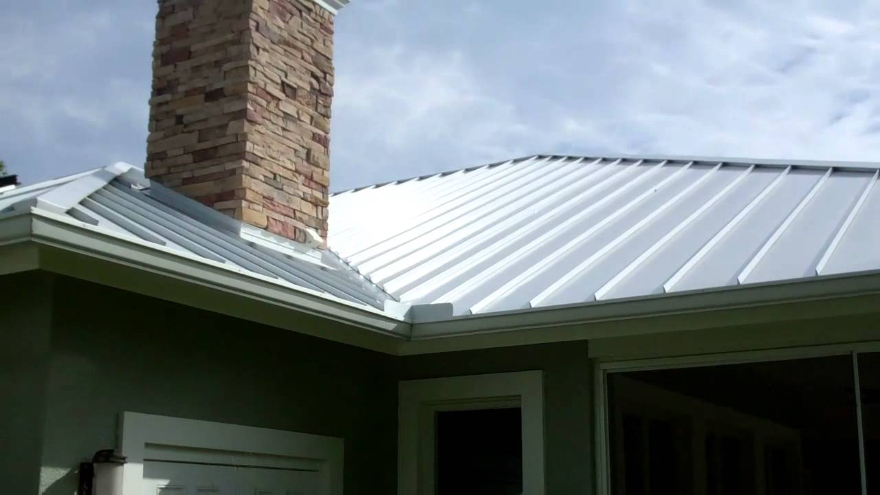 Metal Roof Cleaning 727 483 8177.mp4