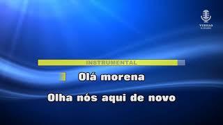 ♫ Demo - Karaoke - OLÁ MORENA - Grupo Musical Porto Sentido