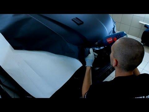 видео: Как клеить карбоновую пленку. Подробный урок. (Часть 3/3)
