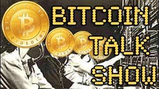 Bitcoin Talk Show #LIVE (Nov 19, 2018) - Bitcoin News Talk Price Opinion with your Calls