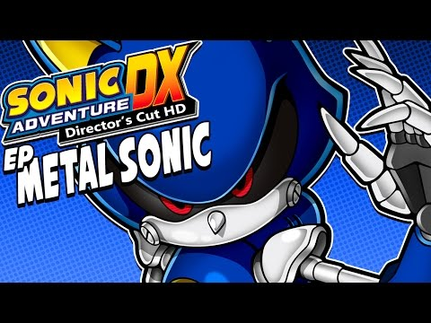 Sonic Adventure DX: Metal Sonic playthrough (1080p)