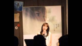 Olivia Ong-[不变]等等漫步调Live巡演(台中场-Forro Cafe)