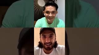 Part-1: Sunil Chhetri conversation with Ranveer Singh