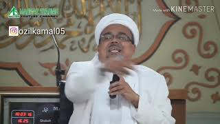 CERAMAH HABIB RIZIEQ SHIHAB DI MESJID ATTAUBAH KM57 KARAWANG
