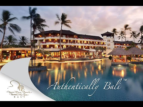Nusa Dua Beach Hotel & Spa- Corporate Video
