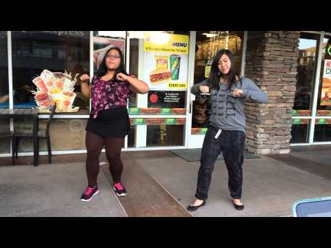UCI Care-a-Thon 2015 Flash Mob Tutorial | ZOT HARD.