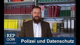 Polizei und Datenschutz