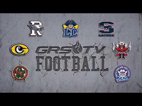 Garland ISD: Lakeview vs Rowlett Football