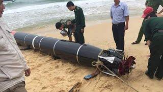 Vì sao ngư lôi Trung Quốc lại xuất hiện ở bờ biển Phú Yên? (457)