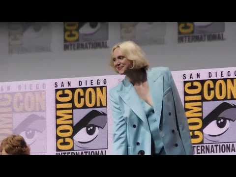 Game of Thrones panel @ SDCC 2017 (Sophie Turner, Gwendoline Christie)