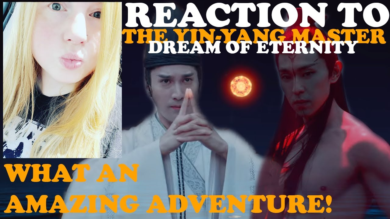 """""""THE YIN-YANG MASTER: Dream of Eternity"""" (BL) MOVIE REACTION 
